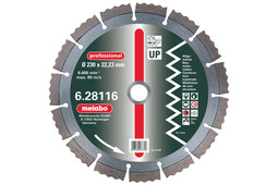 Алмазный Диск Metabo professional UP 150x22,23 мм (628114000)